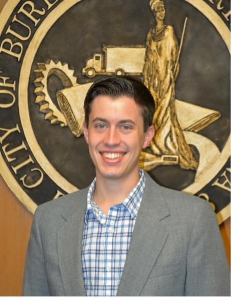 Blake Moyer (MPA '20)